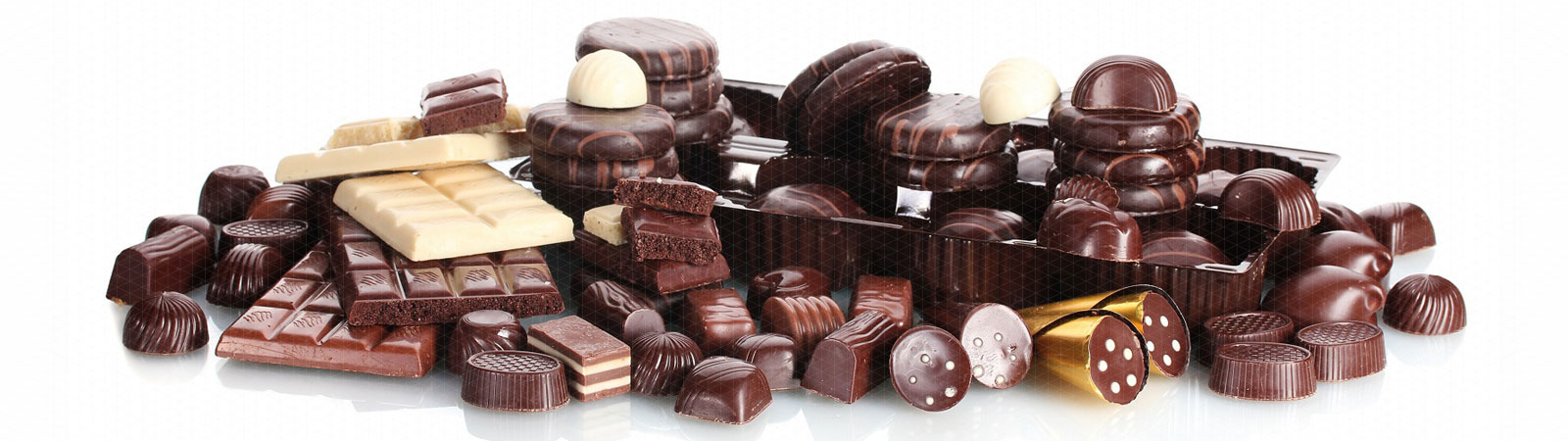 Machines for producing and packaging Chocolate & Confectionery