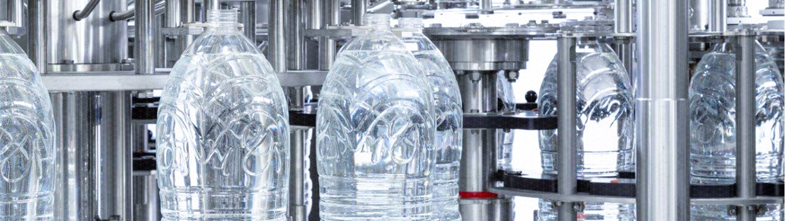A wide range of machines that can be integrated with complete solutions upstream and downstream of the bottling line