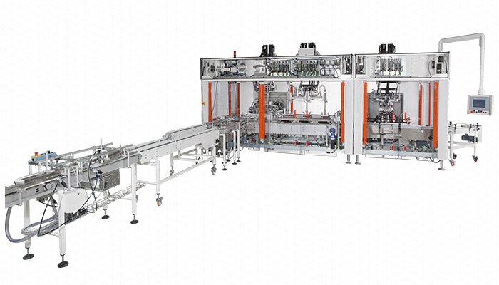 Box forming system - PERFORMANCE S334