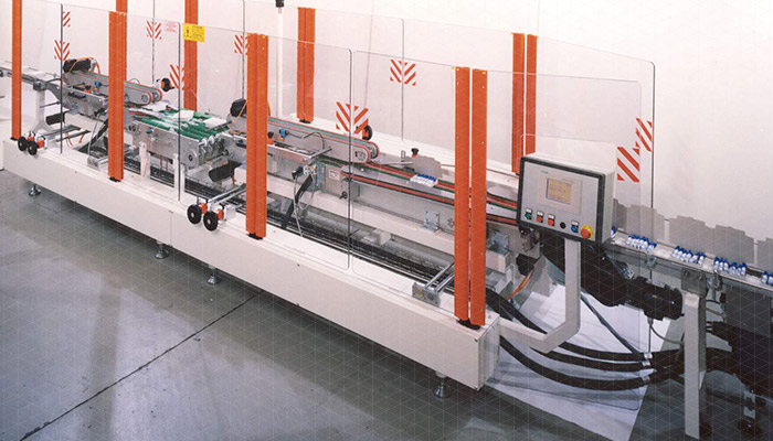 Box forming machines - ACTIVE S005