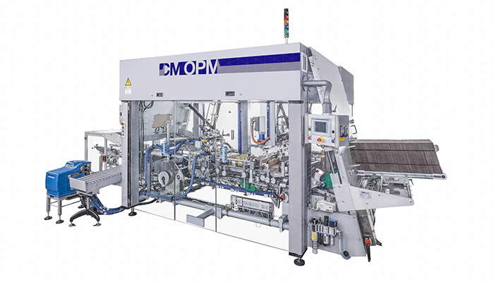 Trays packaging machine - ACTIVE S114