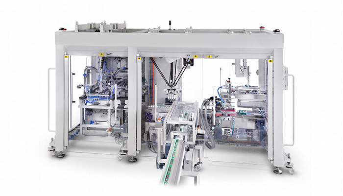 Box forming system - ACTIVE S222