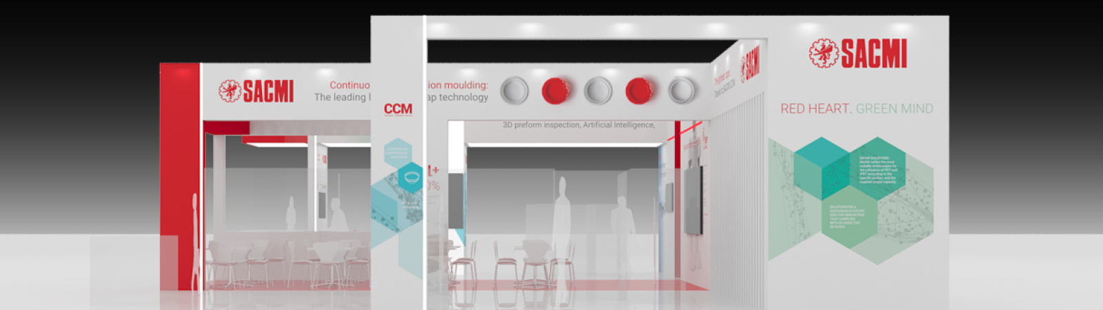 Compression Technology by SACMI in mostra a Plastivision 2020