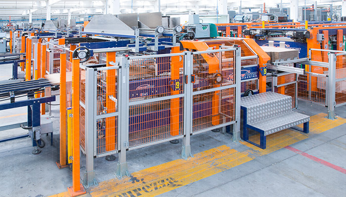 AUTOMATIC TRADITIONAL PACKAGING MACHINES